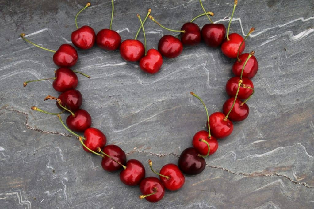 Cherries are great for your heart!