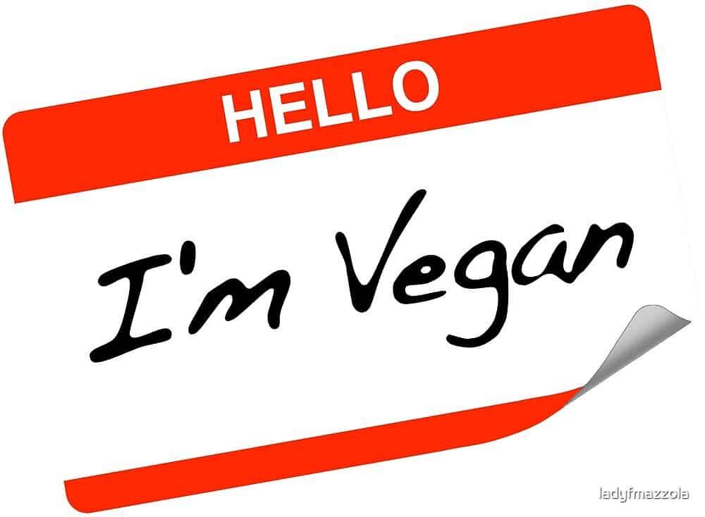 Hello, I'm Vegan!