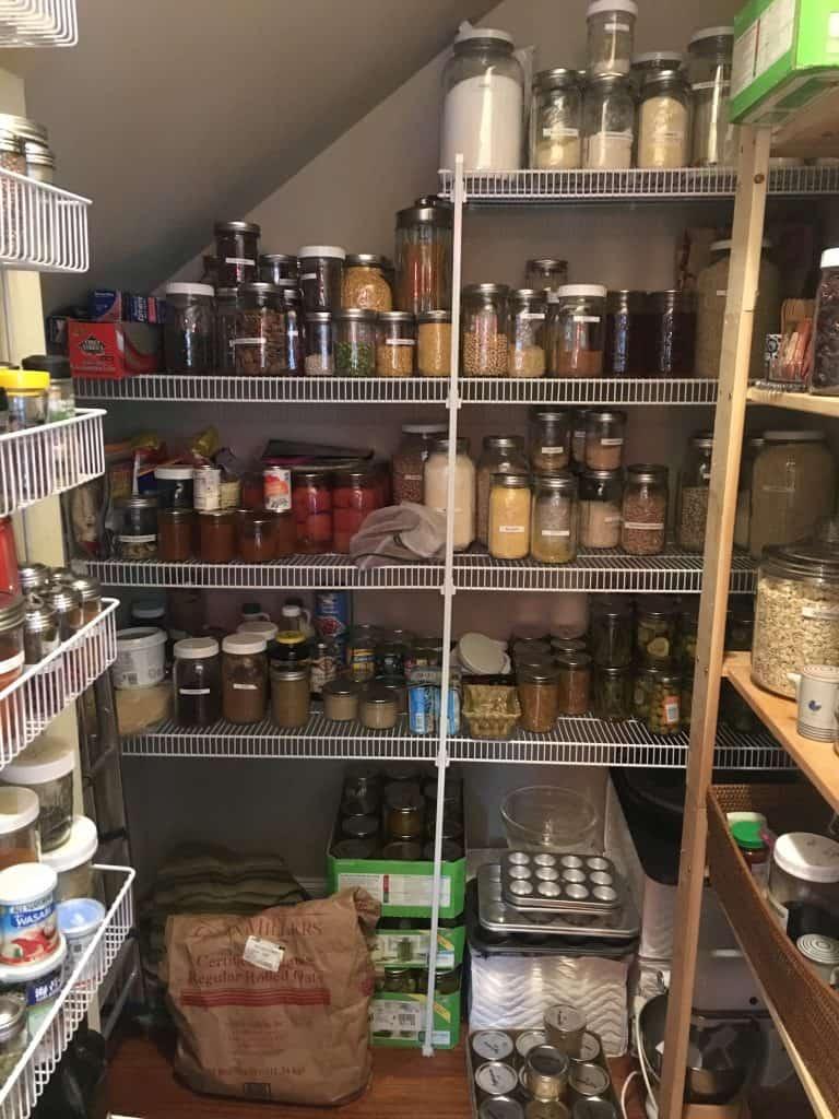 Vegan pantry https://trimazing.com