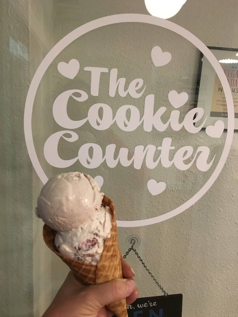 Double Scoop from The Cookie Counter in Seattle. https://trimazing.com/