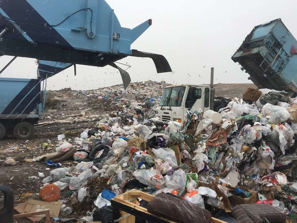 Garbage dump. https://trimazing.com/
