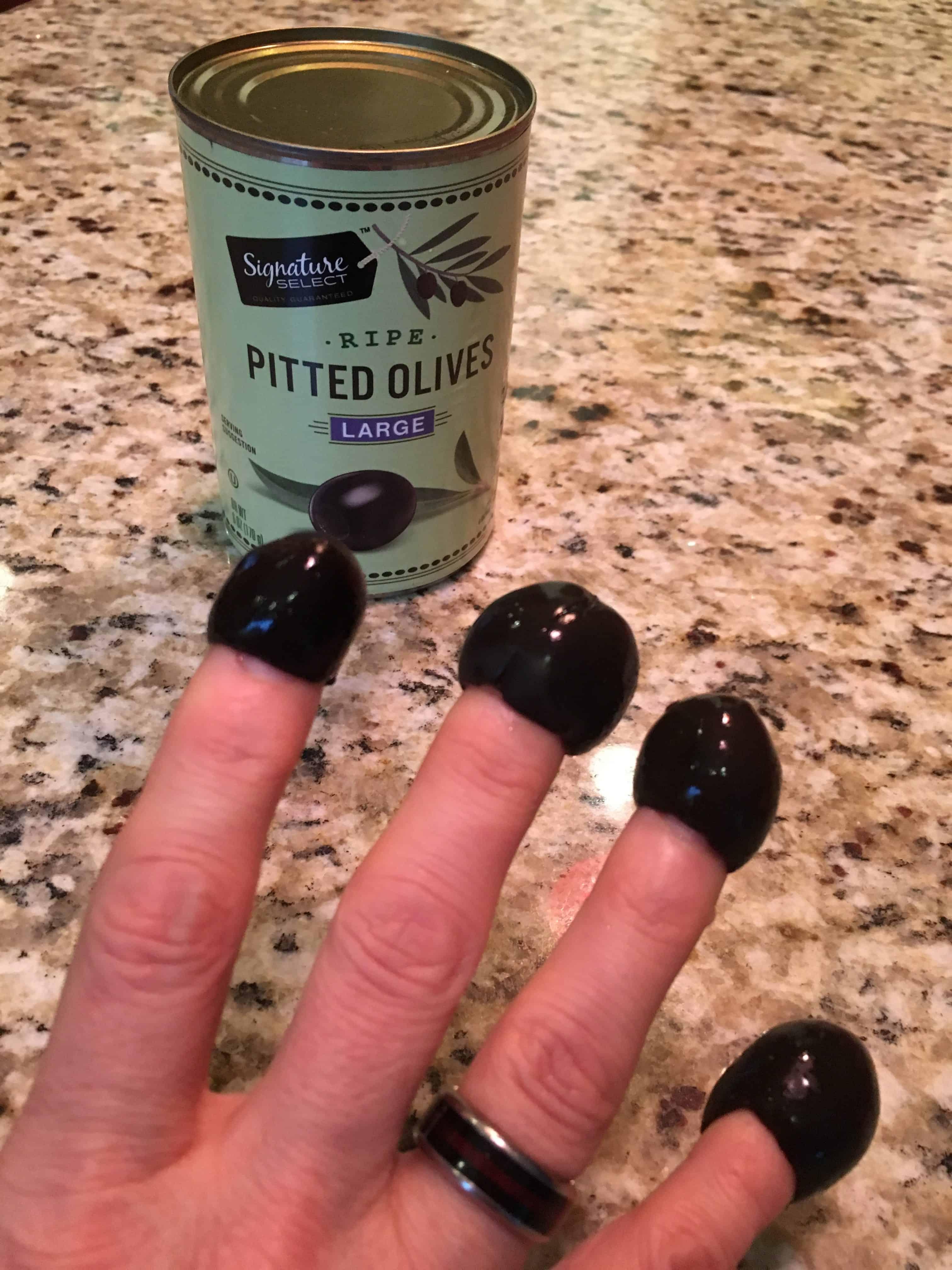 Olive fingers. https://trimazing.com