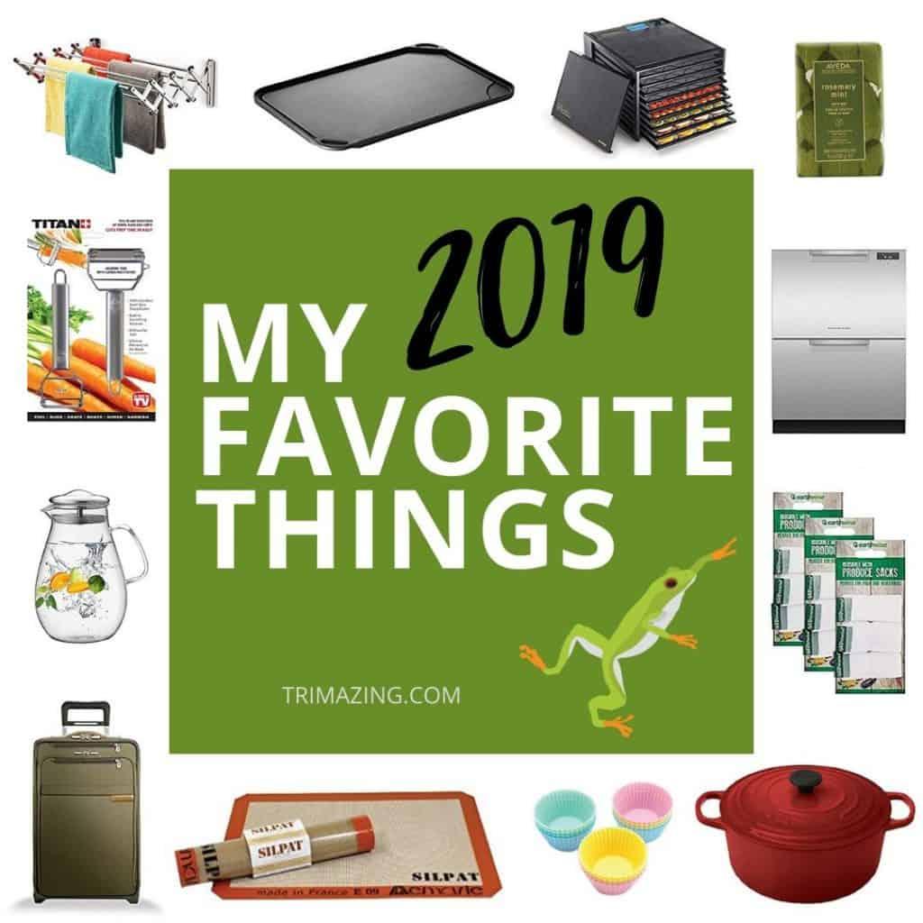 Favorite Things 2019