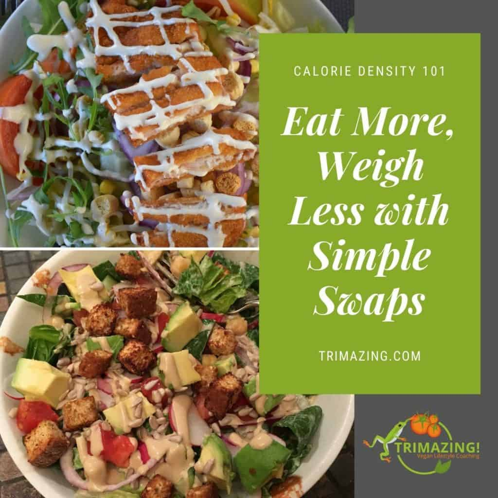 Eat More with Simple Swaps IG