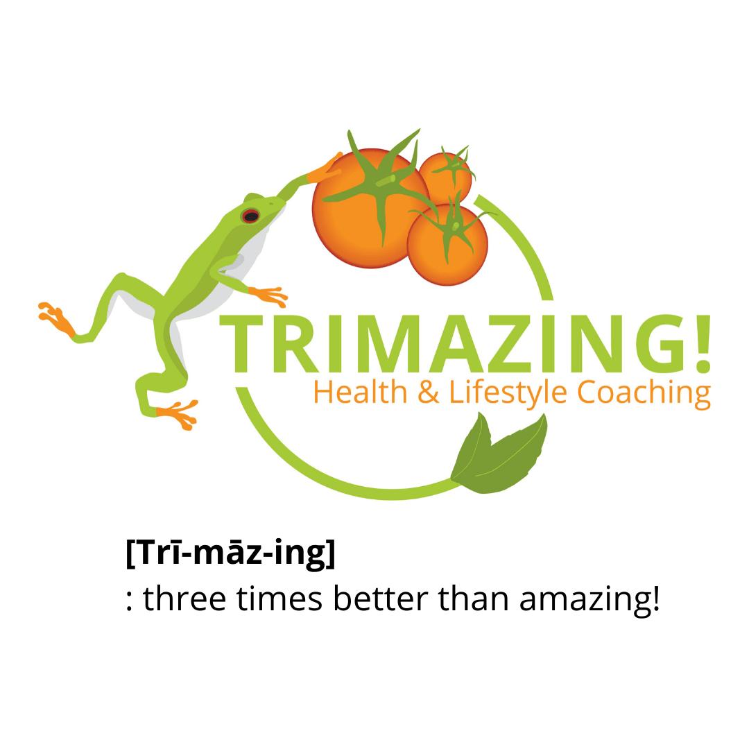 [Trī-māz-ing] _ three times better than amazing