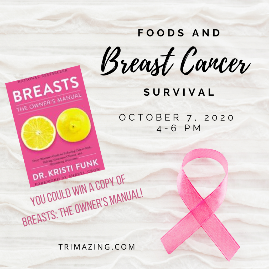 Foods and Breast Cancer Survival IG