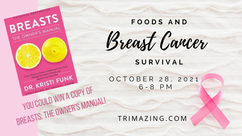 2021 Foods and Breast Cancer Survival