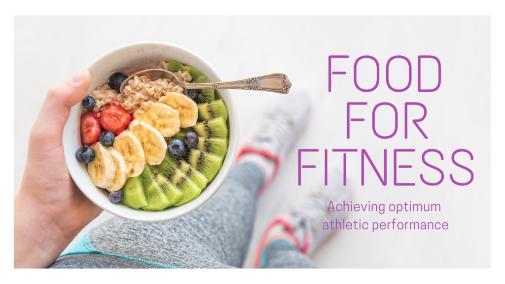 Food for Fitness Sept 21