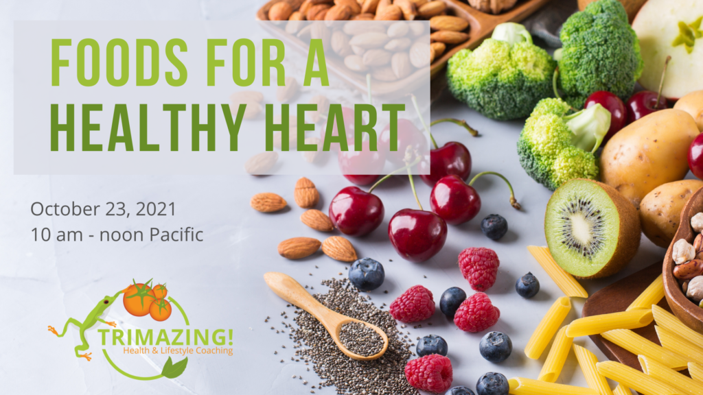 Foods for a Healthy Heart FB Cover
