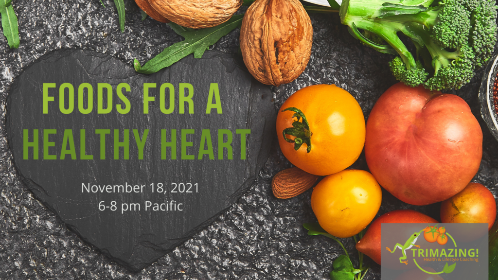 Foods for a Healthy Heart Nov 18